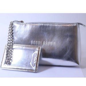 Bobbi Brown Makeup Bag and Mirror